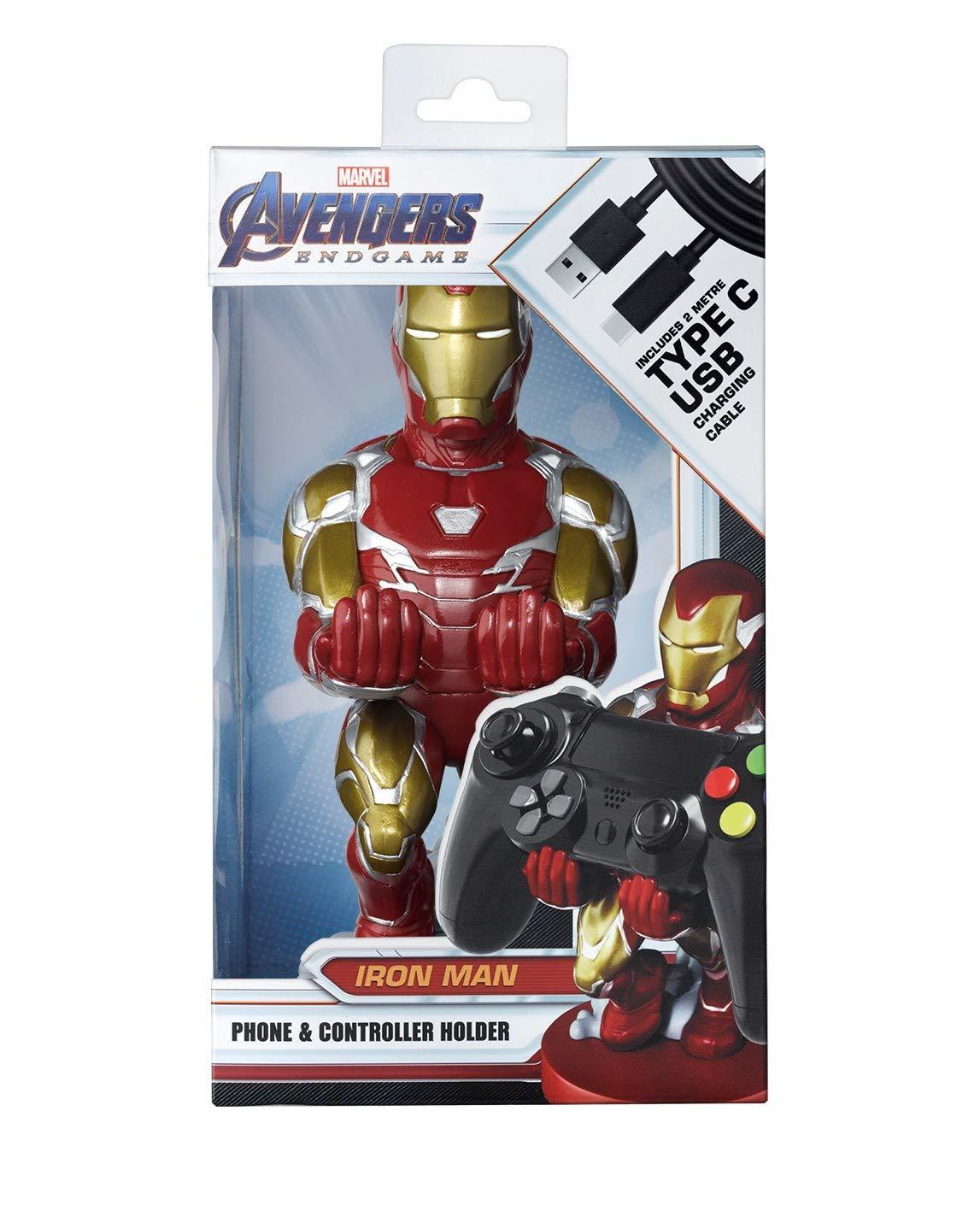 Подставка Cable guy: Avengers: Ironman CGCRMR300038