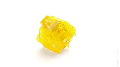 Переключатель Gateron Ink Yellow (5 шт.)