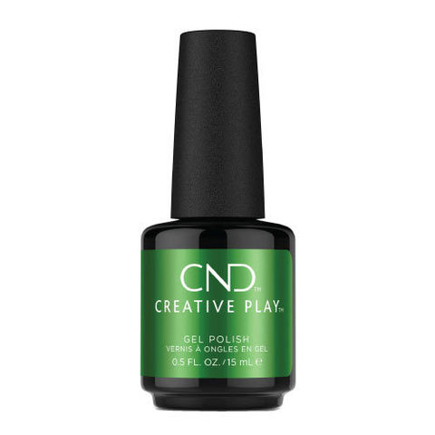 CND Creative Play Gel # 524 Green Scream Гель-лак 15 мл