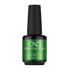 CND Creative Play Gel # 524 Green Scream Гель-лак 15 мл