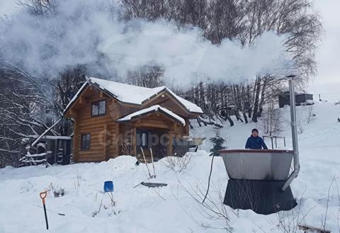 Сибирский банный чан – безукоризненное качество!