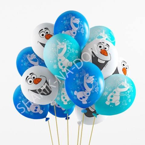 Воздушные шары на Новый Год Шары Олаф large_Воздушные_шары_Олаф-min.jpg