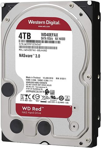 Western Digital WD Red (WD40EFRX)