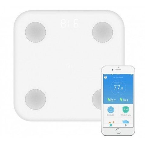 Купить Xiaomi Mi Body Composition Scale 2