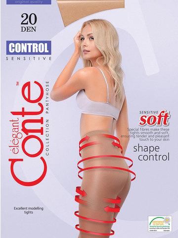 Колготки Control 20 Conte