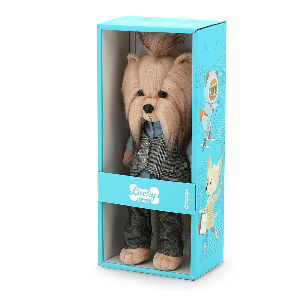 Собака LUCKY ANDY Хипстер (Orange Toys)