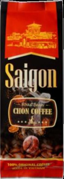 Кофе в зёрнах SAIGON CHON 250 гр