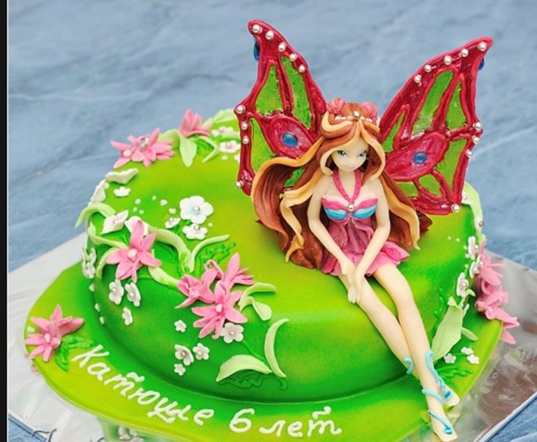торт с днем рождения винкс картинки ожидает реальные