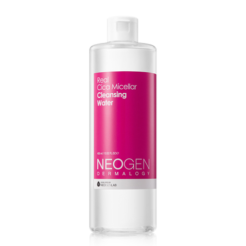 Очищающая вода NEOGEN Real Cica Micellar Cleansing Water 400ml