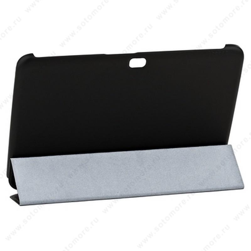 Чехол-книжка Yoobao для Samsung Galaxy Note 10.1 N8000 - Yoobao Slim Leather Case Black
