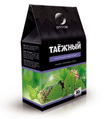 Чай таежный фото2