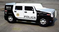 Кровать джип Хаммер полиция