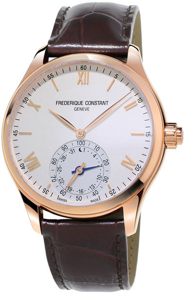Часы мужские Frederique Constant FC-285V5B4 Horological Smartwatch