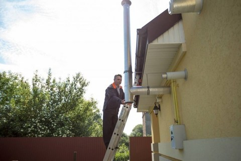 Проверка дымовых и вентиляционных каналов