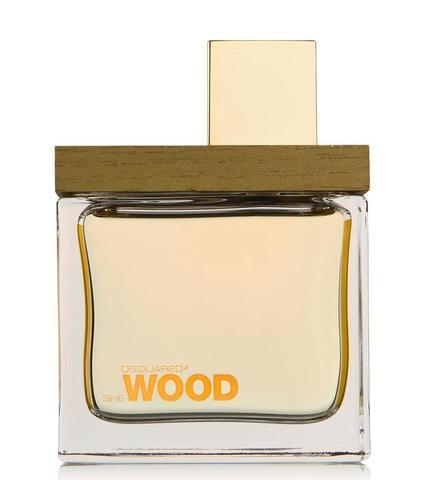 Dsquared2 She Wood Golden Light Wood Eau De Parfum