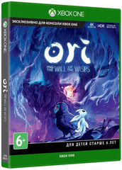 Ori and the Will of the Wisps (Xbox One/Series X, английская версия)
