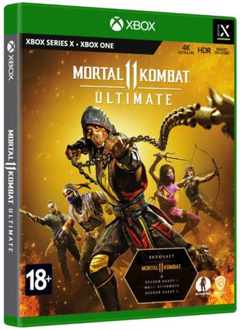 Mortal Kombat 11 Ultimate (Xbox One/Series X, русские субтитры)