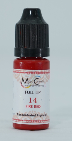 Fire Red №14 MagicCosmetic