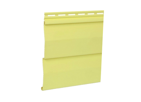 Сайдинг Текос  Светло-жёлтый