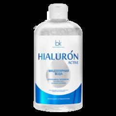 Мицеллярная вода интенсивное увлажнение · мгновенное удаление макияжа, 500 мл HIALURON ACTIVE