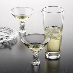 Набор из 2 хрустальных фужеров для мартини Bossa Nova, 340 мл, фото 2