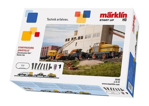 Marklin 29183 Цифровой стартовый набор железной дороги