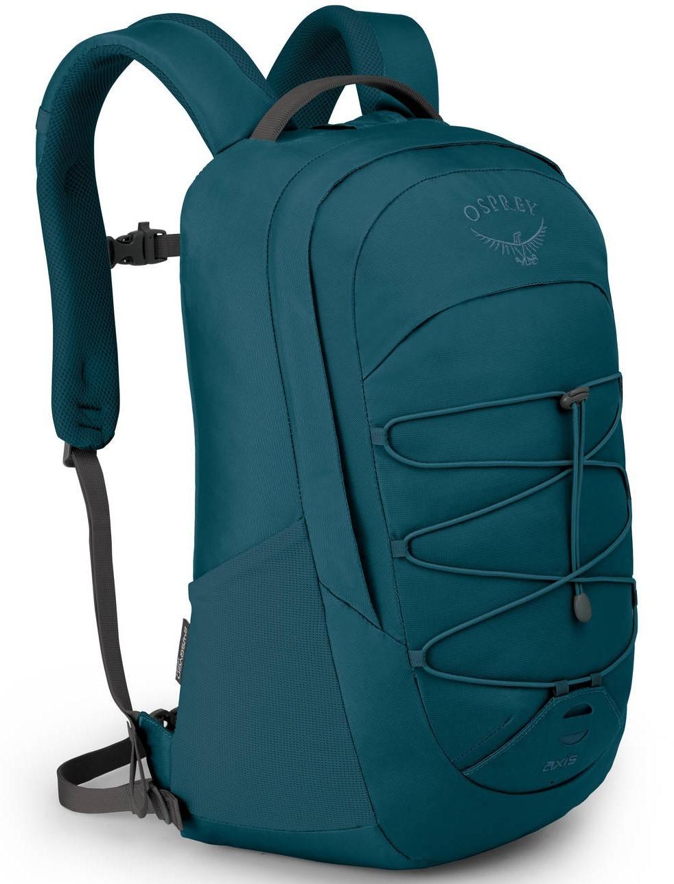 Городские рюкзаки Рюкзак Osprey Axis 18 Ethel Blue Axis_F19_Side_Ethel_Blue_web.jpg