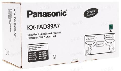Фотобарабан Panasonic KX-FAD89A7 черный