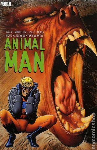 Animal Man TPB