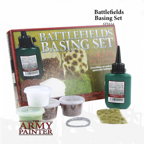 Starter Set: Battlefields Set (box)