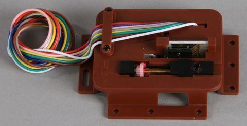 Мотор-привод стрелочный подмакетный