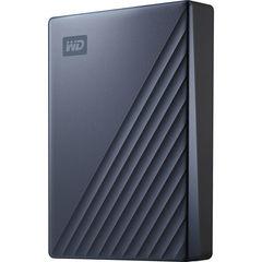 Внешний HDD Western Digital 4TB My Passport Ultra USB-C 3.0 (Синий) WD
