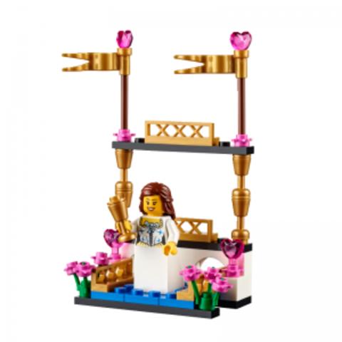 LEGO Education: Дополнительный набор StoryStarter «Построй свою историю. Сказки» 45101 — Storystarter Fairy Tale Expansion Set — Лего Эдукейшн Образование