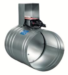 КОД-1М, EI-120 НО, диаметр Ф1120 мм, BLF230