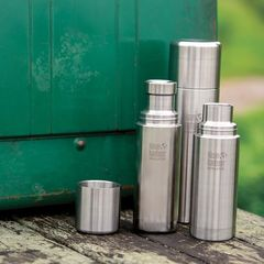Термос Klean Kanteen Insulated TKPro 750мл Brushed Stainless