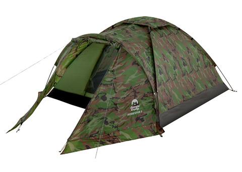 Туристическая палатка TREK PLANET Forester 3 (3 местная)