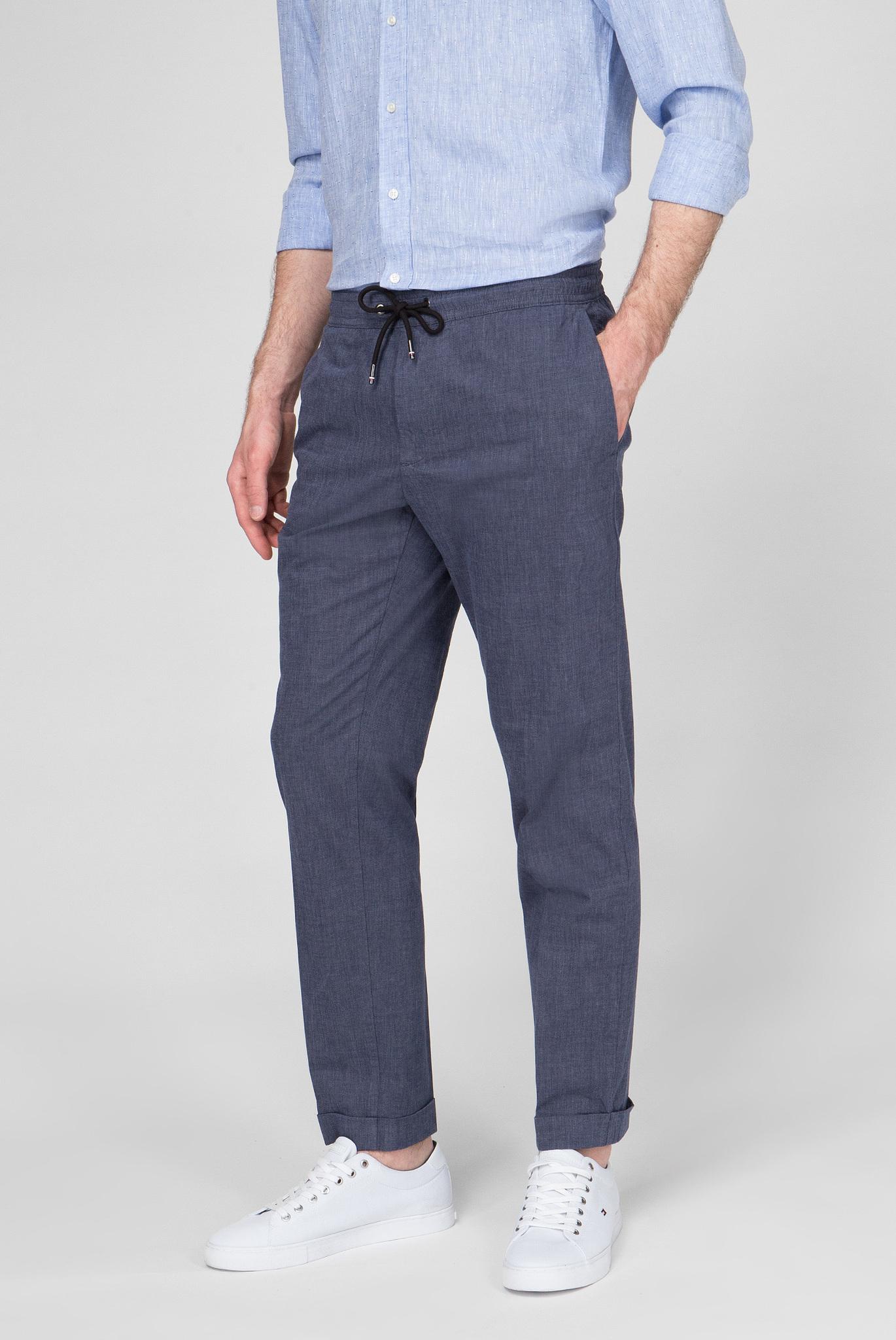 Мужские синие брюки ACTIVE Tommy Hilfiger