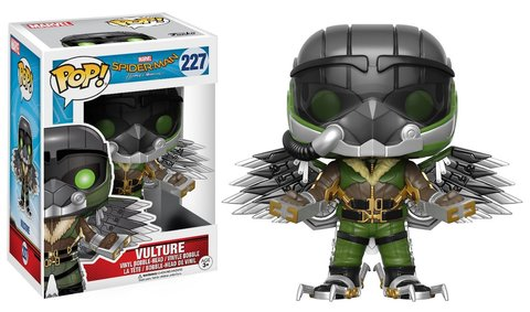 Фигурка Funko POP! Bobble: Marvel: Spider-Man Homecoming: Vulture 13312