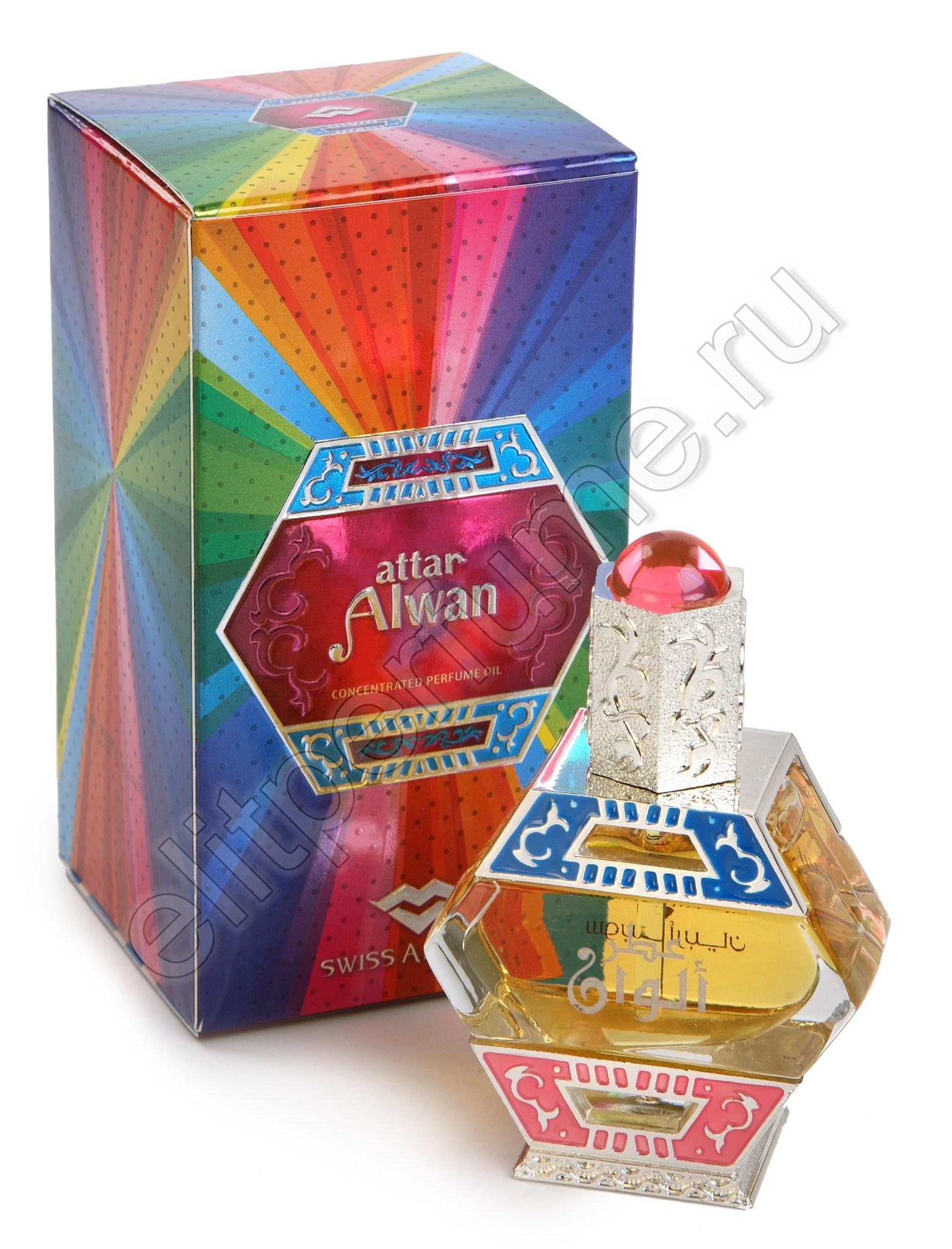 Пробники для арабских духов Аттар Альван Attar Alwan 1 мл арабские масляные духи от Свисс Арабиан Swiss Arabian