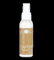 Крем для лица и шеи CAFFEINE, 100ml. By Savonry