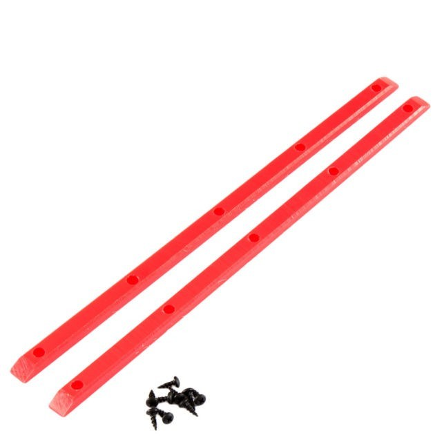 Рейлы POWELL PERALTA Rib Bone Red