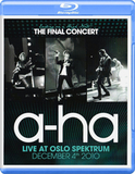 a-ha / Ending On A High Note - The Final Concert (Blu-ray)
