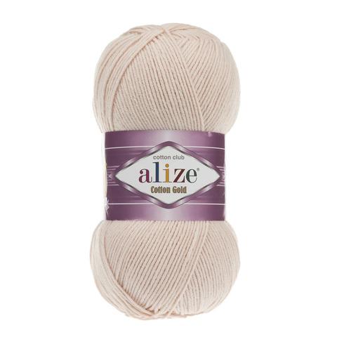 Купить Пряжа Alize Cotton Gold Код цвета 382 | Интернет-магазин пряжи «Пряха»