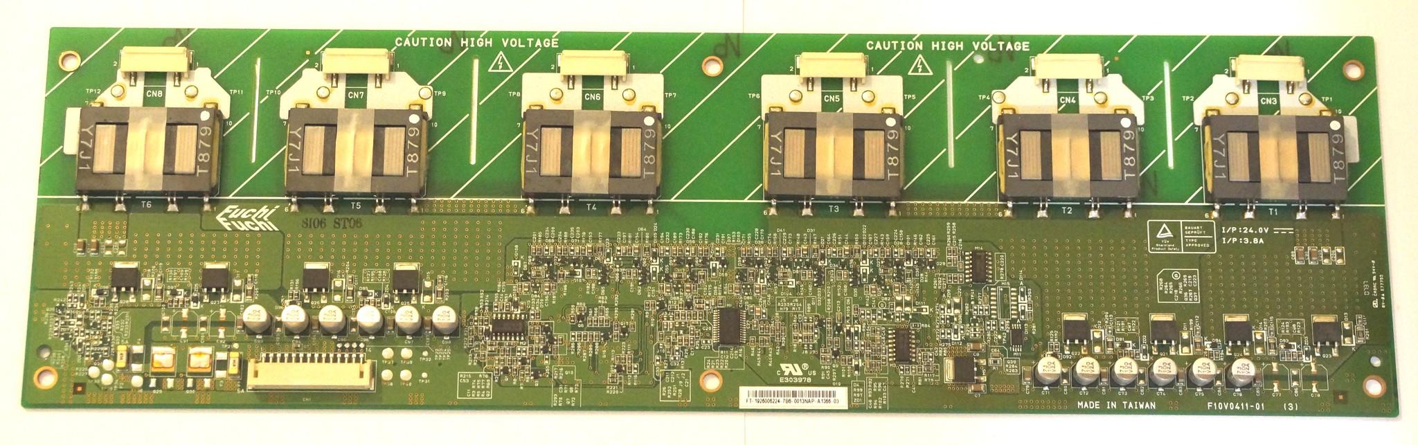 f10v0411-01 (3)  инвертор телевизора Toshiba
