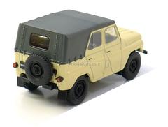 UAZ-469B beige 1:43 Nash Avtoprom