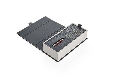Ручка-5й пишущий узел Parker  Ingenuity Deluxe Large Deep Red PVD123