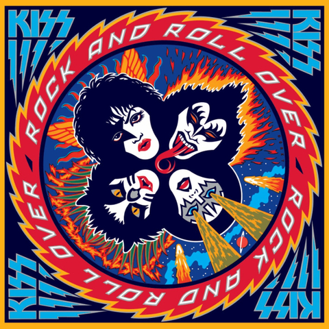 Kiss / Rock And Roll Over (LP)