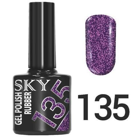 Sky Гель-лак трёхфазный тон №135 10мл