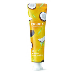 Frudia Squeeze Therapy Coconut Hand Cream - Крем для рук c кокосом