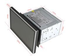 Штатная магнитола на Android 6.0 для Mitsubishi Airtrek 01-08 Ownice C500 S1005G